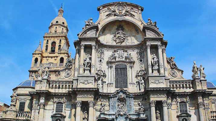 Visita virtual a la Catedral de Murcia