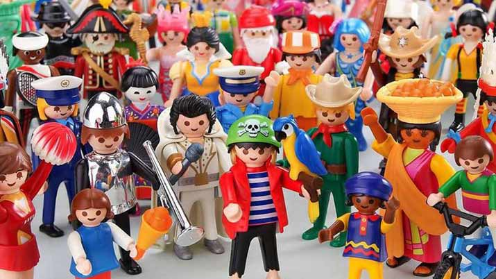 Los clicks de Playmobil en el Real Casino