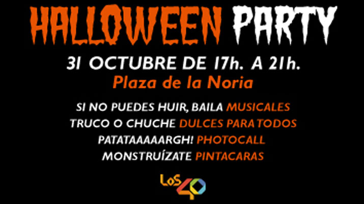 Halloween Party en C.C. Thader