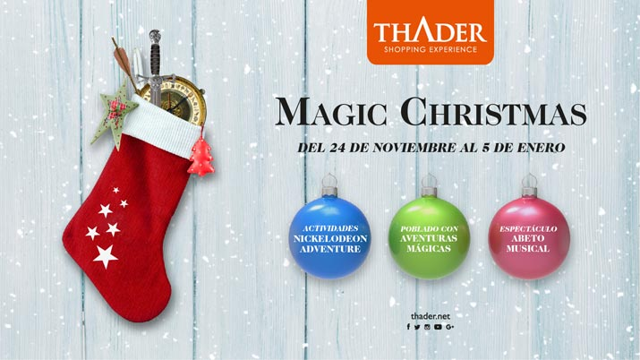 Magic Christmas en C.C. Thader