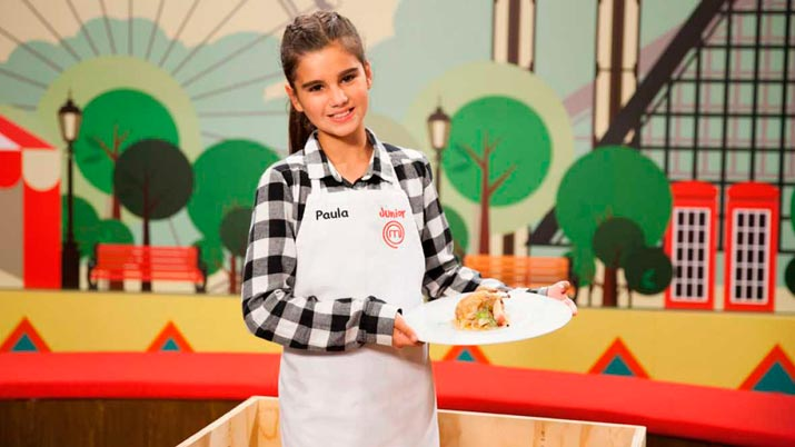Show Cooking Paula Masterchef