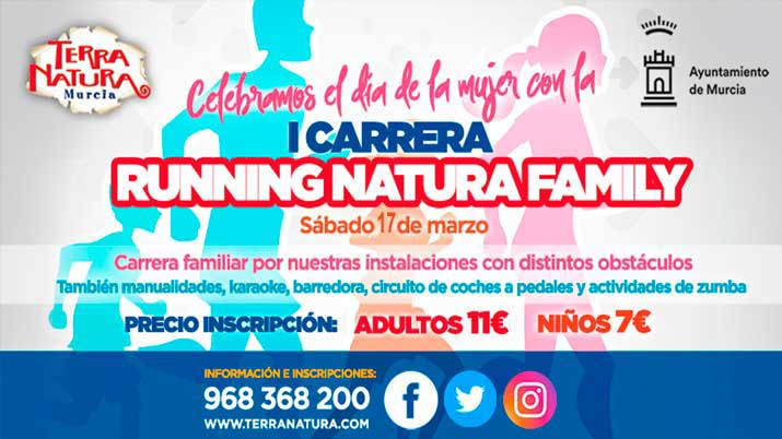 I Carrera Running Natura Family