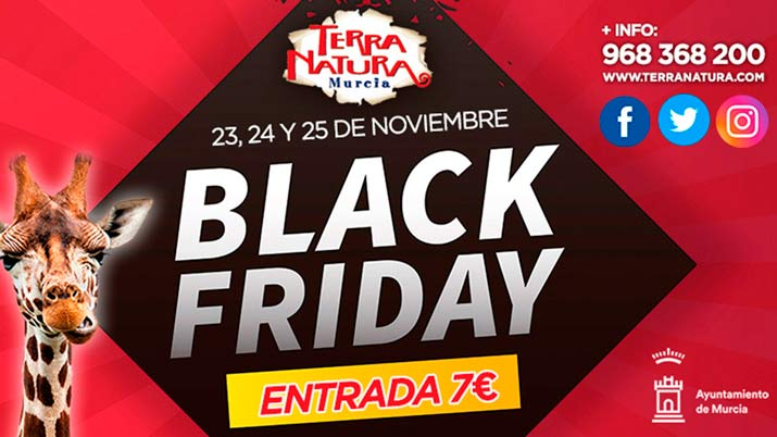 Black Friday en Terra Natura
