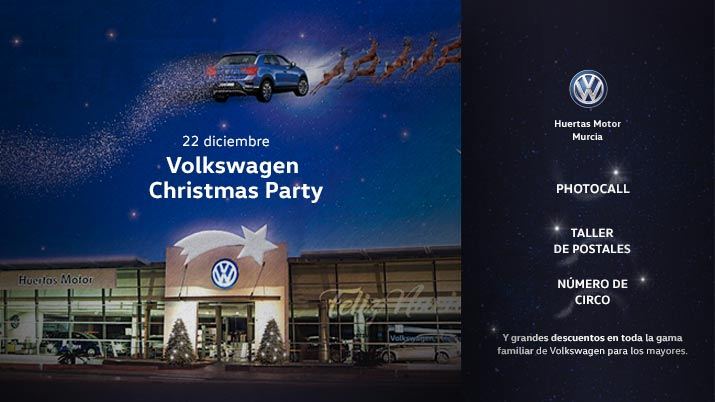 Volkswagen Chritsmas Party