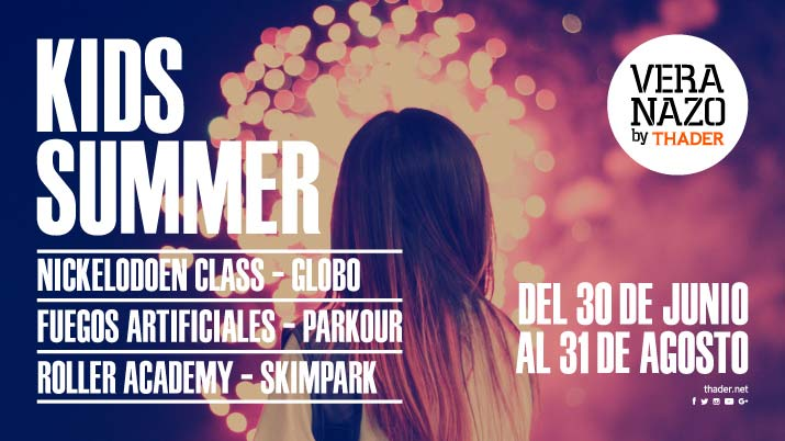Kids Summer en Thader