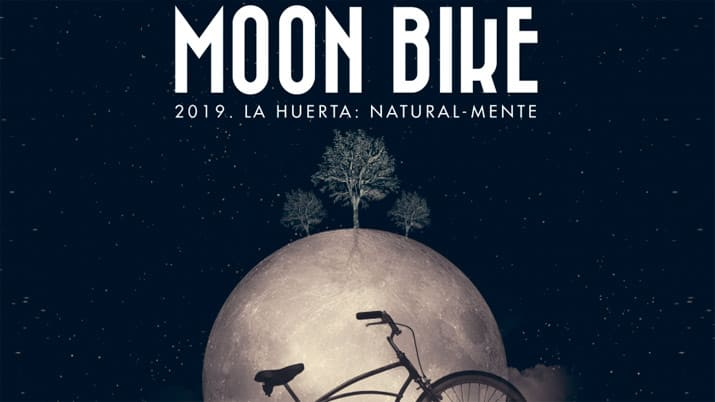 Moon Bike 6. La huerta, todo un vergel