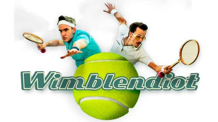 Wimblendiot - Tennis Comedy Show