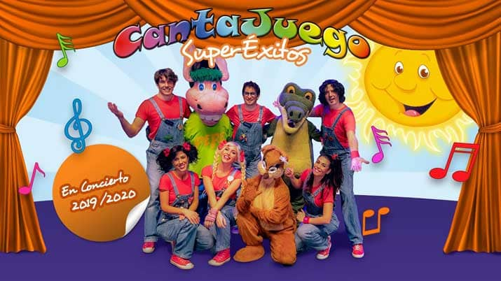 CANTAJUEGO Superéxitos Tour 2019