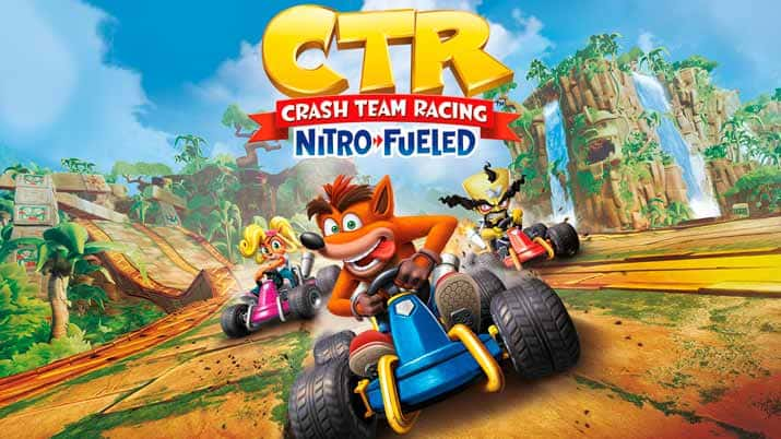 "Fnac Gaming: ""Crash Team Racing"""