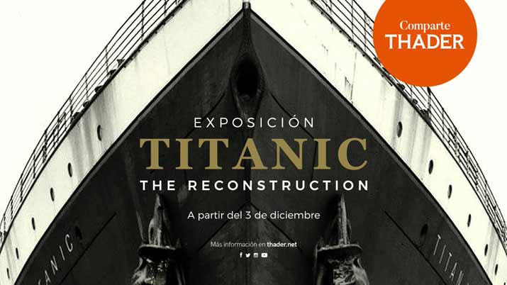 Titanic The Reconstruction