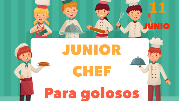 Junior Chef para golosos