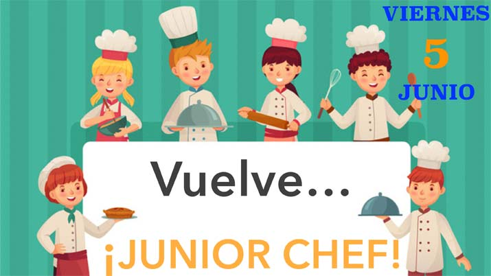 Junior Chef  2ªedición