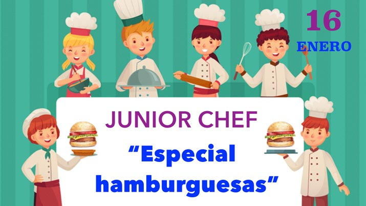 Taller Junior Chef