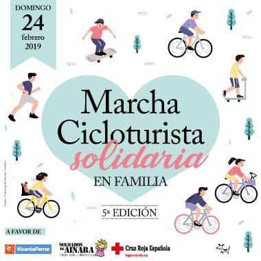 marcha cicloturista solidaria familia 2019 banner1