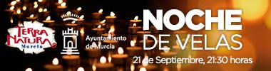 megabanner movil terra natura noche velas septiembre