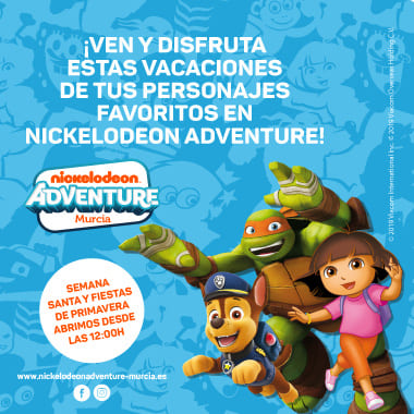 sky movil nickelodeon semana santa