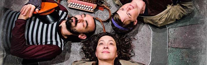 Momo, en el Teatro Circo Murcia