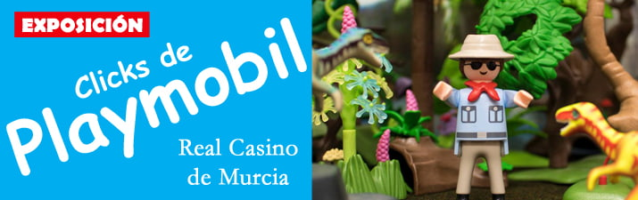 Playmobil en el Real Casino