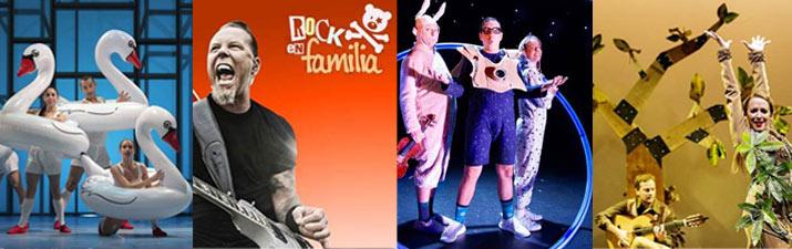 Programación familiar Teatro Circo Murcia