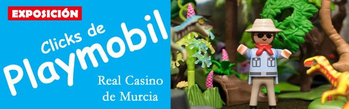 Playmobil en el Casino de Murcia