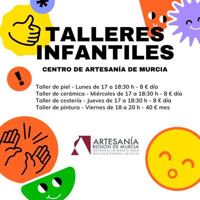 banner1 artesania talleres infantiles octubre