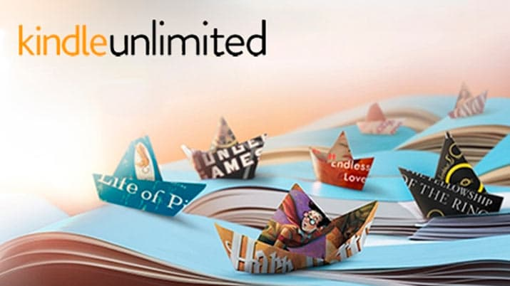 Kindle Unlimited gratis durante 2 meses