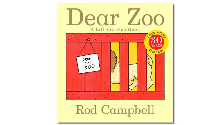 libros ingles dear zoo