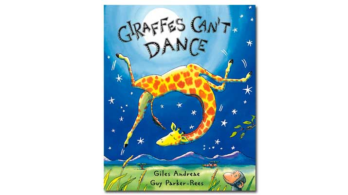 libros ingles giraffes cant dance
