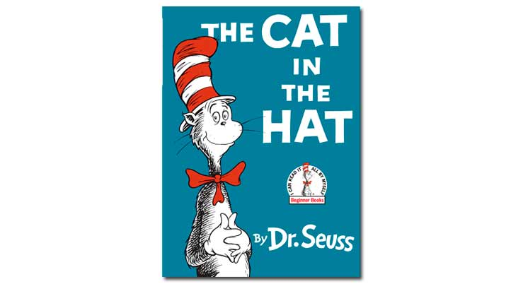 libros ingles the cat in the hat
