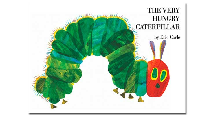 libros ingles the caterpillar