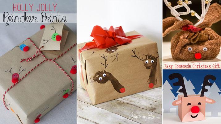 Ideas para decorar regalos navidad navidad 2018 for Ideas originales para decorar en navidad