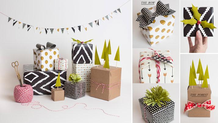 Ideas originales para envolver regalos de reyes for Ideas para envolver regalos