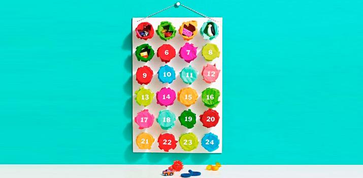 Ideas para hacer un calendario de adviento for Calendario adviento ninos
