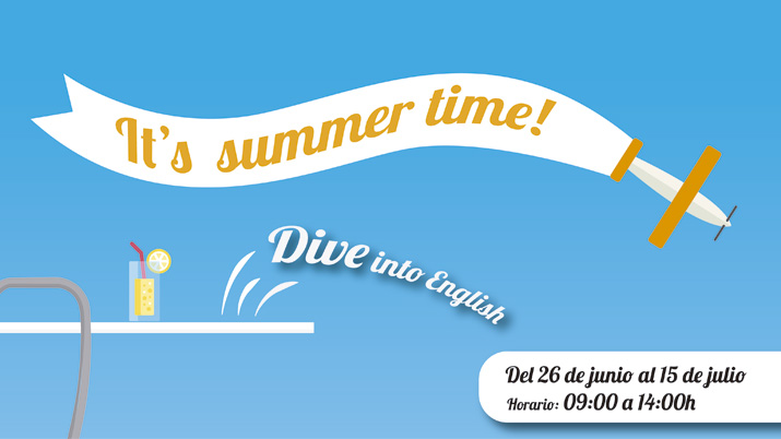 It's summer time! Dive into English