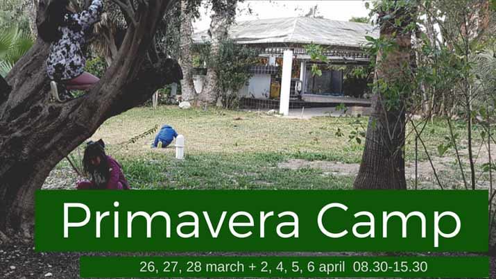 Primavera Camp Montessori
