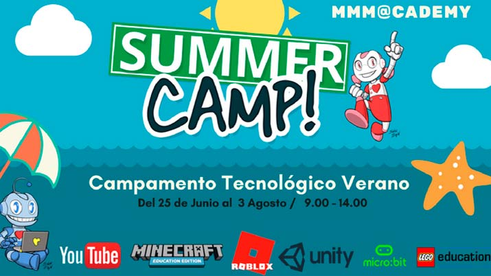 Summer Camp en MMM@cademy
