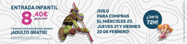 banner slider movil nickelodeon flash febrero
