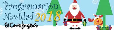 megabanner movil programacion navidad elcorteingles 2018