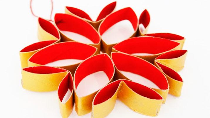 Como adornos navidenos reciclados regalos populares de for Adornos navidenos material reciclado