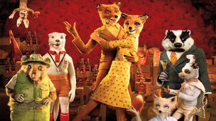 Resultado de imagen de Fantastic Mr.Fox: