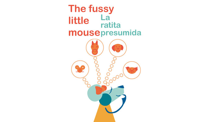 The fussy little mouse