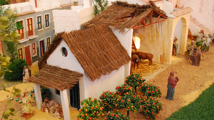 Imagenes De Belenes Para Imprimir.10 Belenes De Murcia Para Visitar Con Ninos