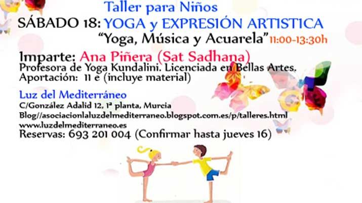 Talleres infantiles - Musica para hacer yoga en casa ...