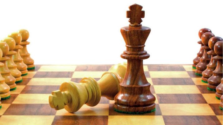 Resultado de imagen de ajedrez molina de segura