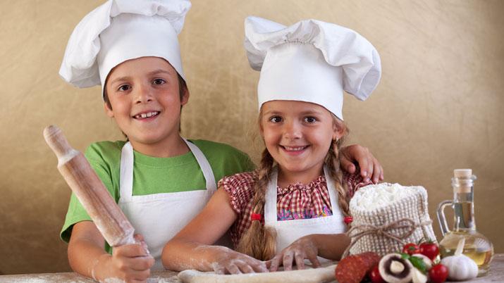 Taller cocina infantil for Taller cocina ninos