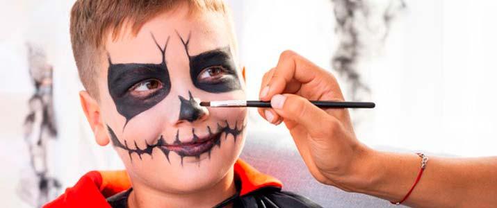 Maquillajes terroríficos