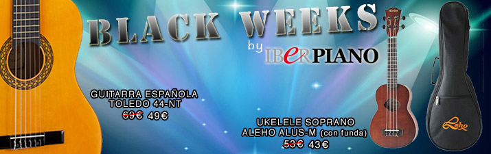 IBERPIANO Semana de la Guitarra y el Ukelele