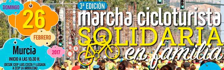Marcha Solidaria en Familia