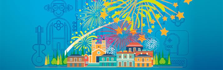 Fiestas de Santiago y Zaraiche