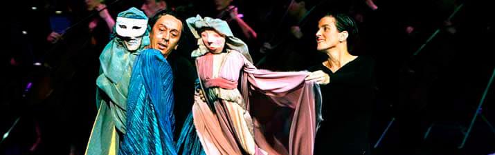 Conciertos en familia: Romeo y Julieta